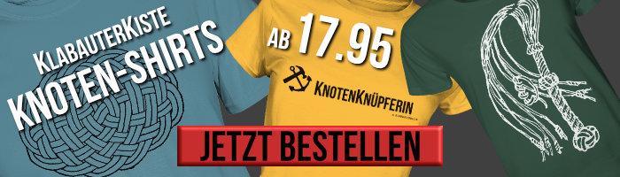 Knoten-Shirt