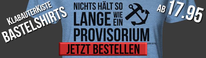 Provisorium-Shirt