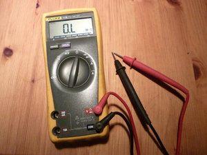 Multimeter für den Bordgebrauch