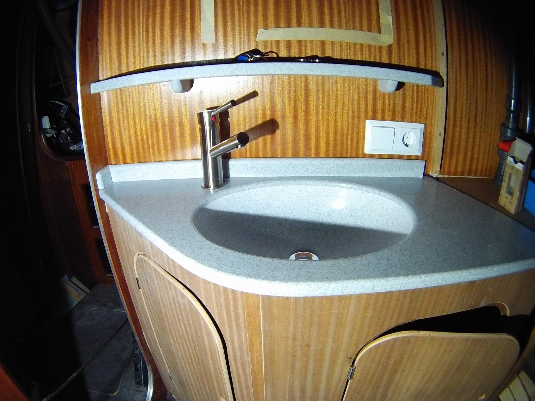 Reinke s selbstausbau teil innenausbau der yacht