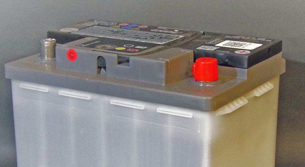 Batterietypen an Bord