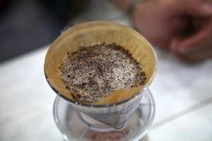 Kaffeefilter zum Handaufguss