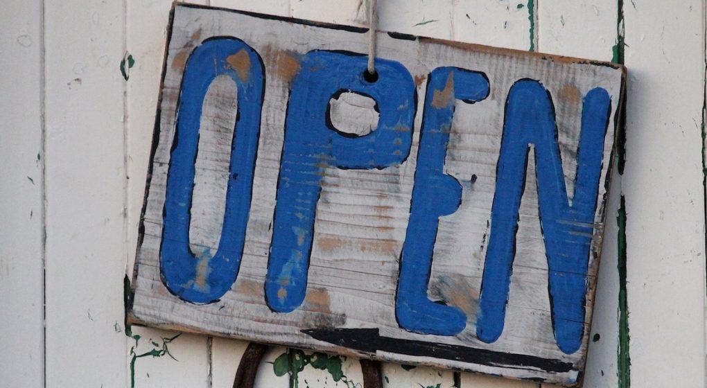 Klabauter-Shop Eröffnung