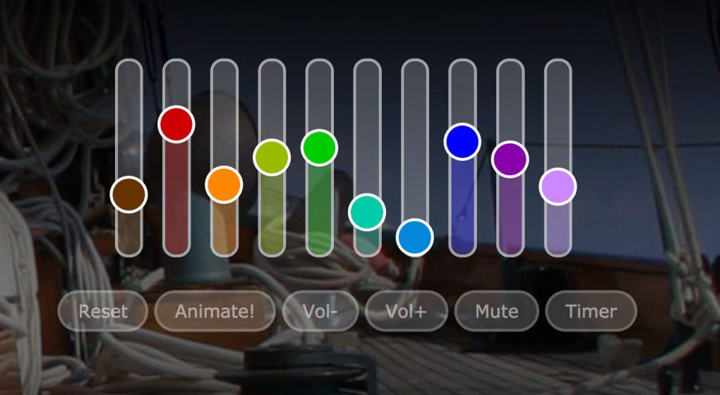 Holzboot-Sound zum selber Mixen